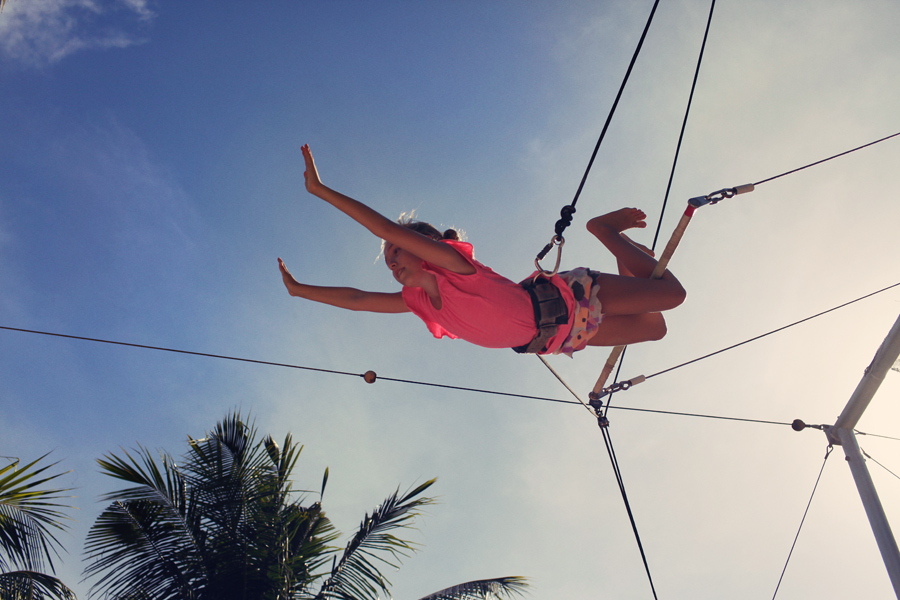 high fliers trapeze bali lifestyle photographer